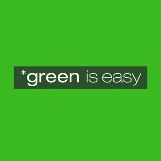 <i>Green is Easy</i>