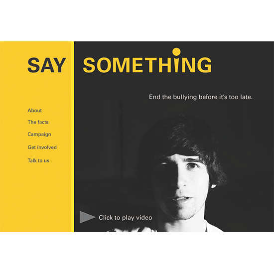 <i>Say Something</i>