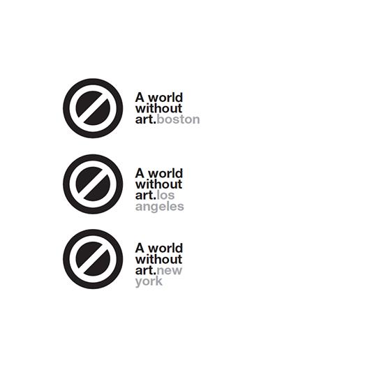 <i>A World Without Art</i>
