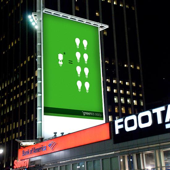 <i>Green is Easy</i>
