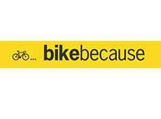 <i>Bike Because</i>