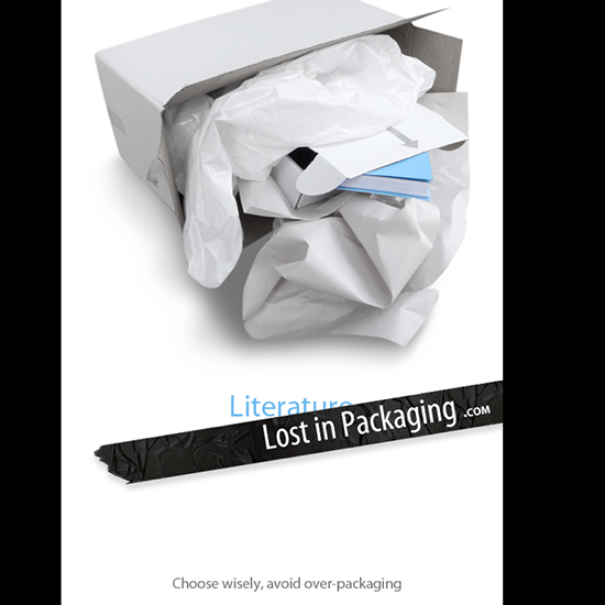 <i>Lost in Packaging</i>