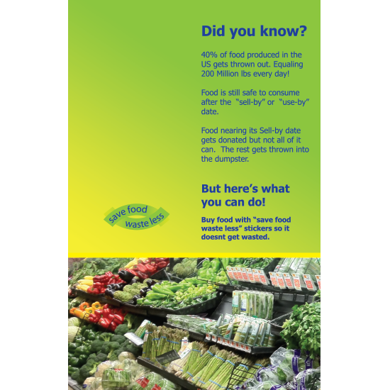 <i>Save Food Waste Less</i>