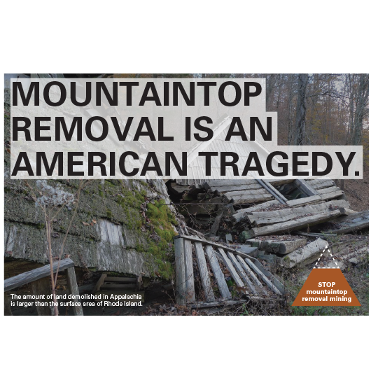 <i>Stop Mountaintop Removal Mining</i>