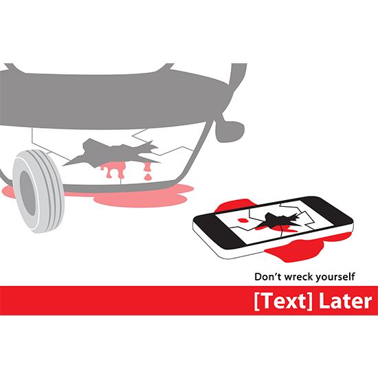 <i>Text Later</i>