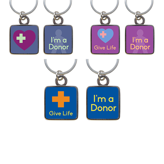 <i>Give Life Become a Donor</i>