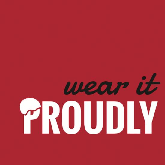 <i>Wear it Proudly</i>