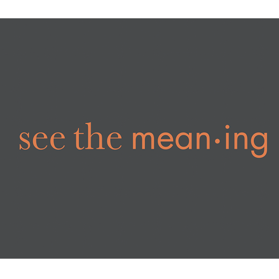 <i>See the Meaning</i>