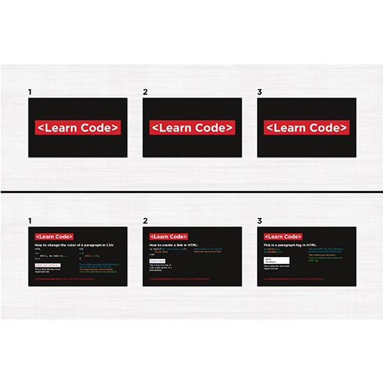<i>Learn Code</i>