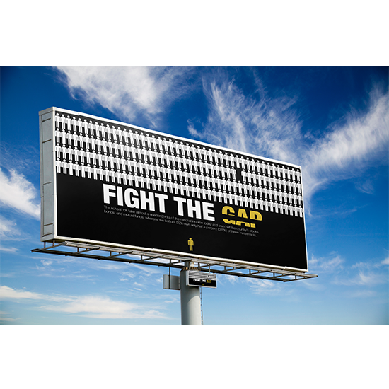 <i>Fight The Gap</i>