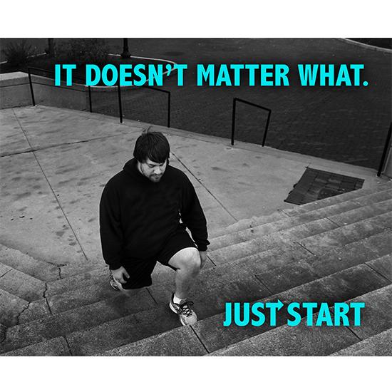 <i>Just Start</i>