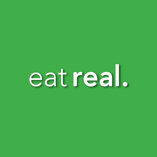 <i>Eat Real</i>