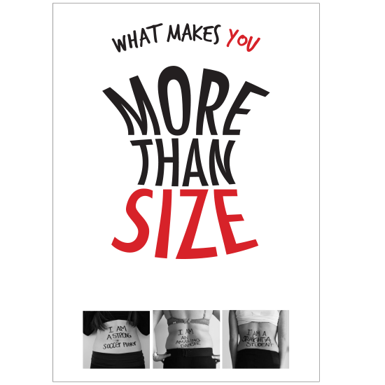 <i>More Than Size</i>