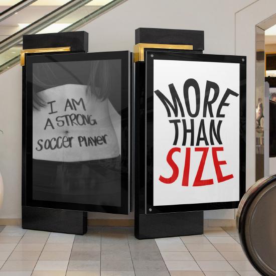 <i>More Than Size</i>