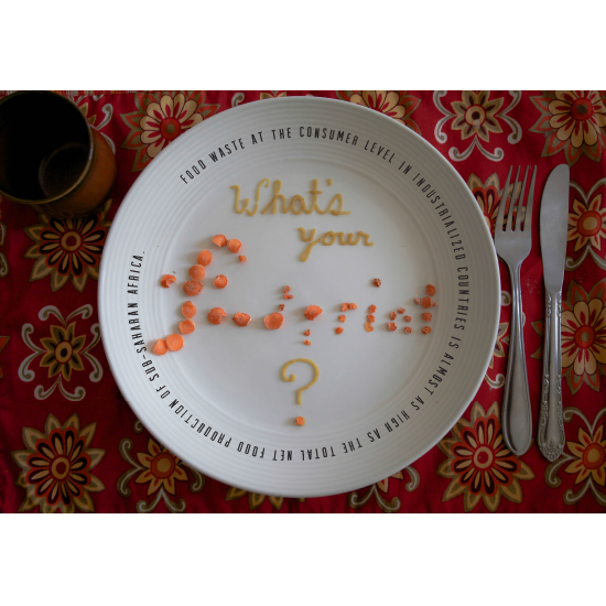 <i>What&#8217;s Your Foodprint?</i>