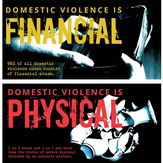 <i>Domestic Violence Is</i>