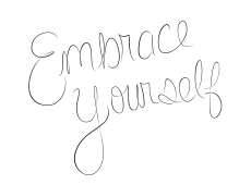 <i>Embrace Yourself</i>