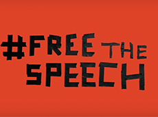 <i>Free the Speech</i> Video