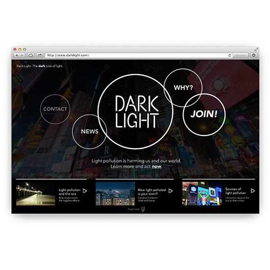 <i>Dark Light</i>