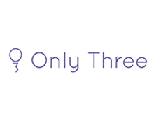 <i>Only Three</i>