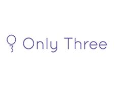 <i>Only Three</i>