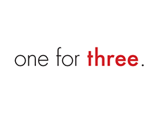 <i>One for Three</i>