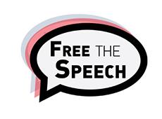 <i>Free the Speech</i>
