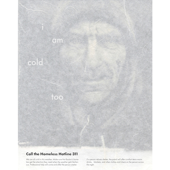 <i>I Am Cold Too</i>