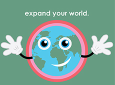 <i>Expand Your World</i>