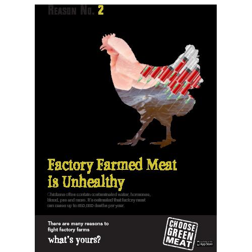 <i>Choose Green Meat</i>