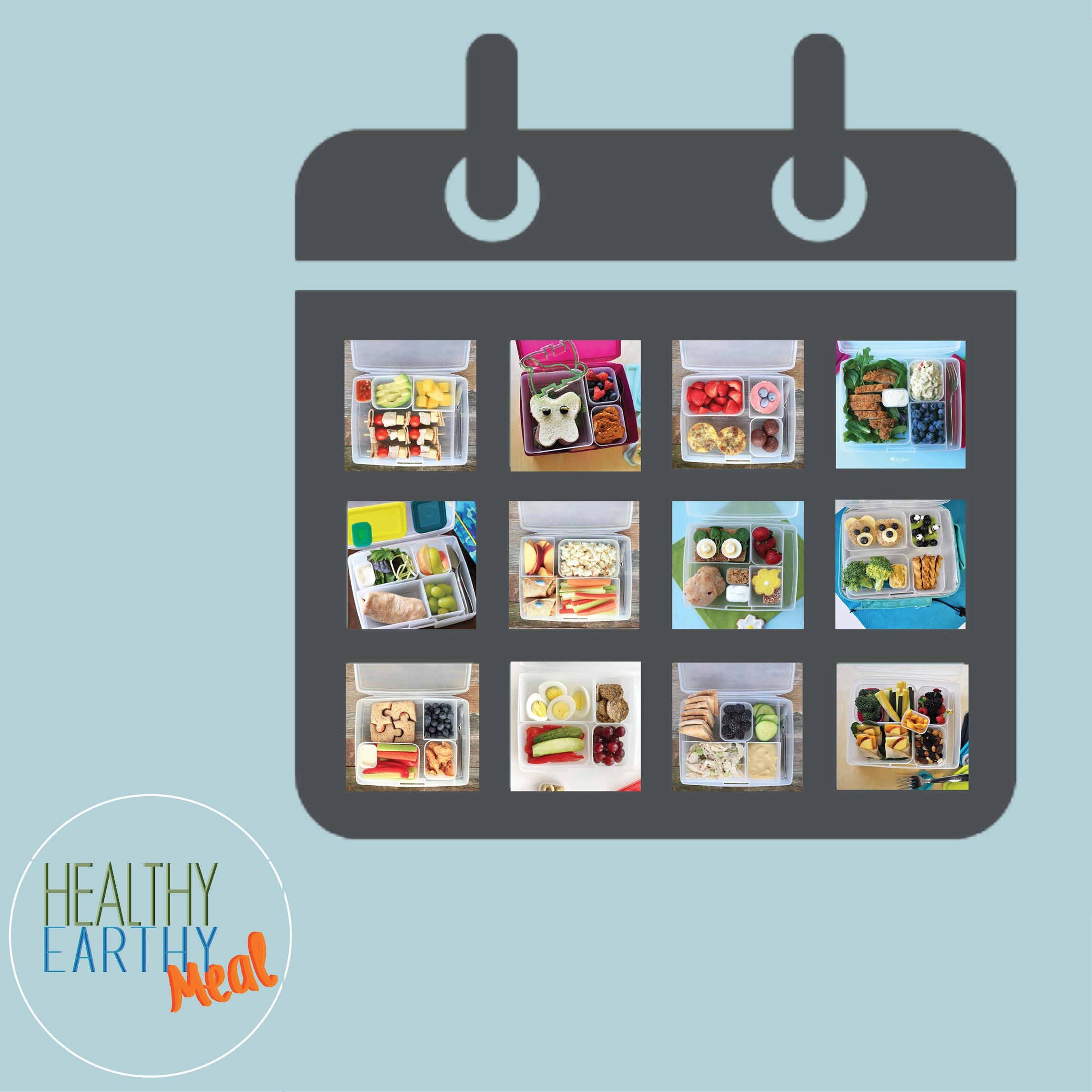 <i>Healthy Earthy</i>