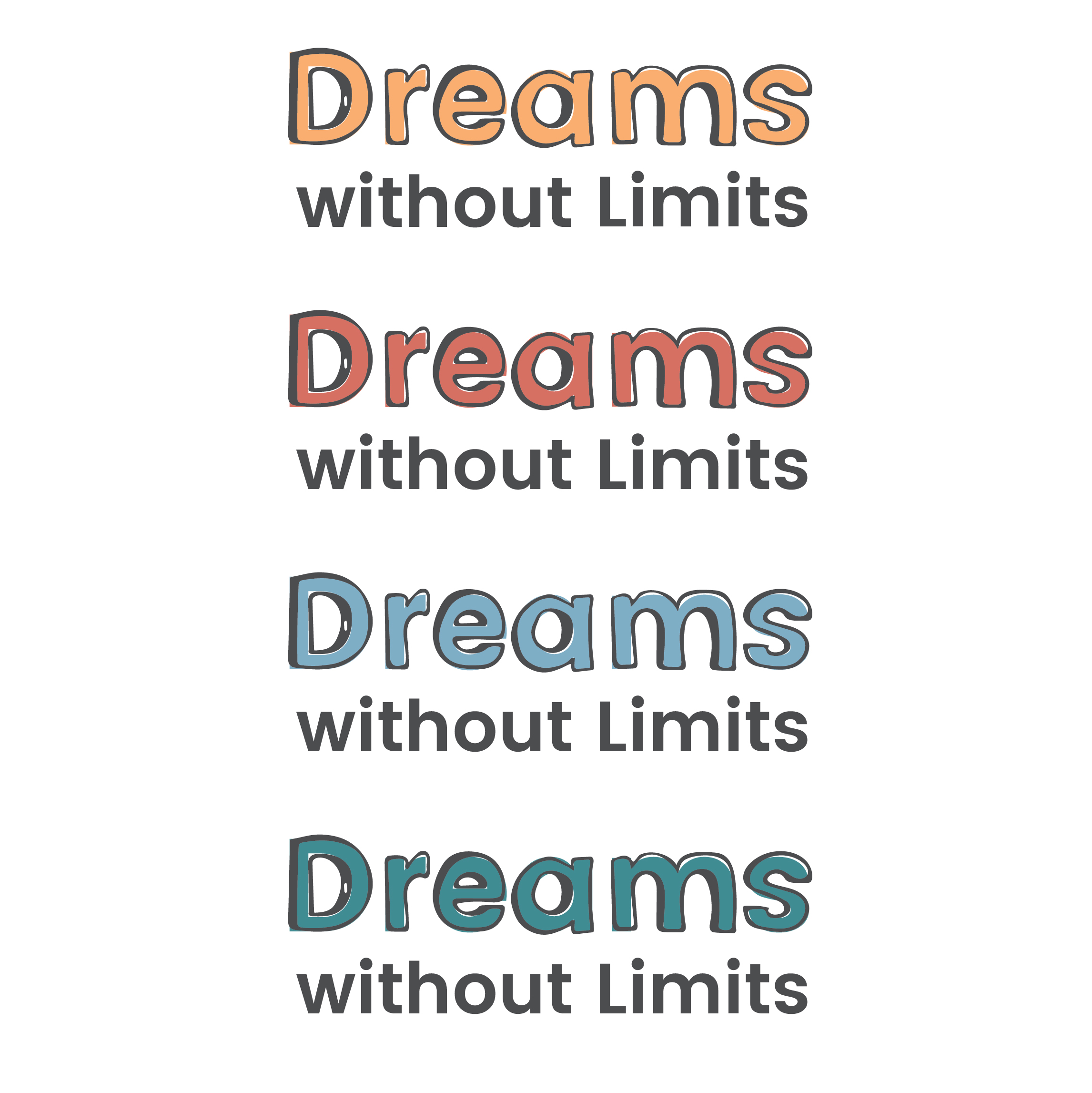 <i>Dreams Without Limits</i>