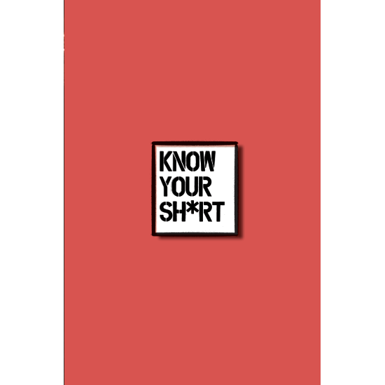 <i>Know Your Sh*rt</i>