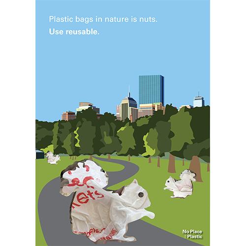 <i>No Place For Plastic</i>