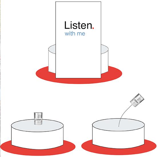 <i>Listen.</i>