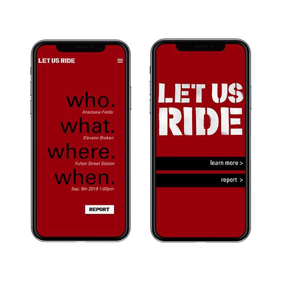 <i>Let Us Ride</i>