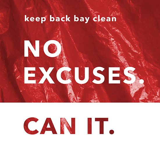 <i>No Excuses. Can It</i>