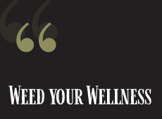 <i>Weed Your Wellness</i>