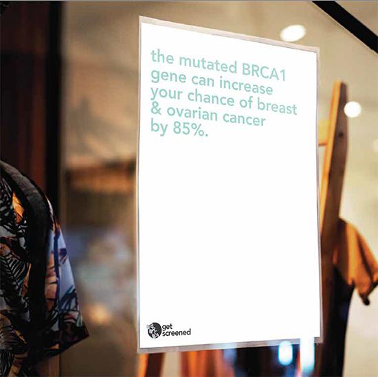 <i>BRCA Get Screened</i>