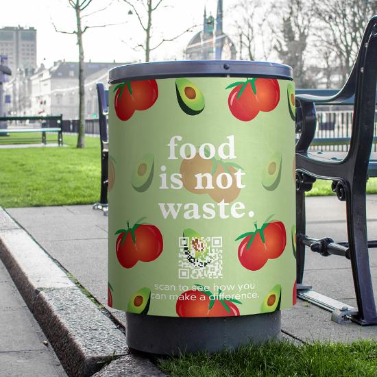 <i>Food Is Not Waste</i>