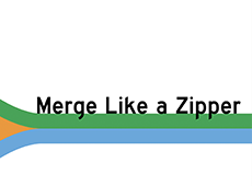 <i>Merge Like a Zipper</i>